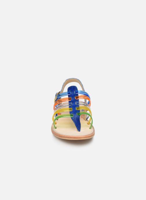 Sandales et nu-pieds Les Tropéziennes par M Belarbi ORENCIEL Multicolore vue portées chaussures