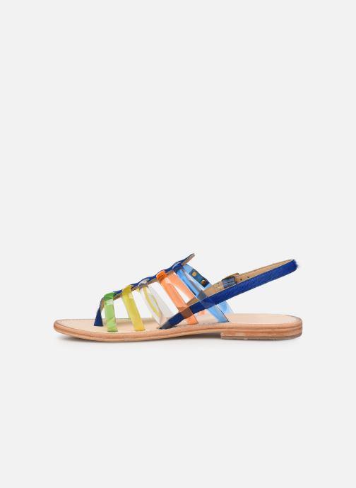 Sandales et nu-pieds Les Tropéziennes par M Belarbi ORENCIEL Multicolore vue face