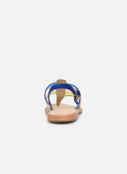Sandales et nu-pieds Les Tropéziennes par M Belarbi ORENCIEL Multicolore vue droite