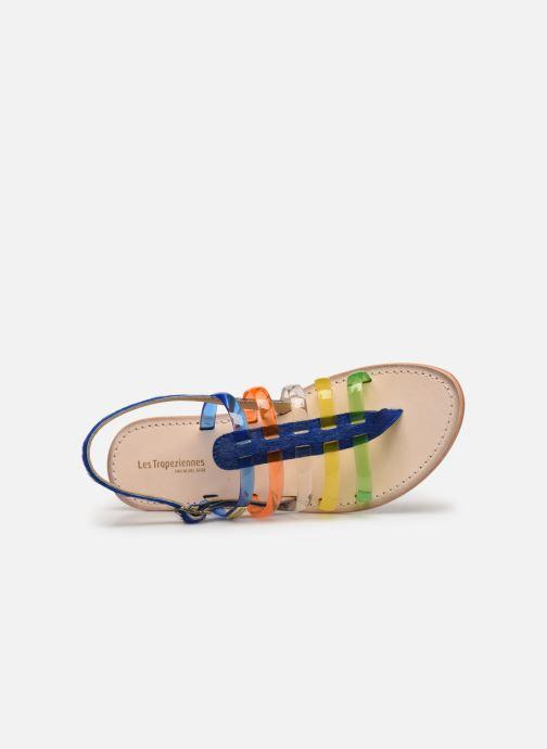 Sandales et nu-pieds Les Tropéziennes par M Belarbi ORENCIEL Multicolore vue gauche