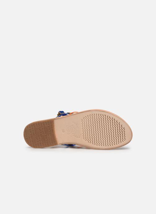 Sandales et nu-pieds Les Tropéziennes par M Belarbi ORENCIEL Multicolore vue haut