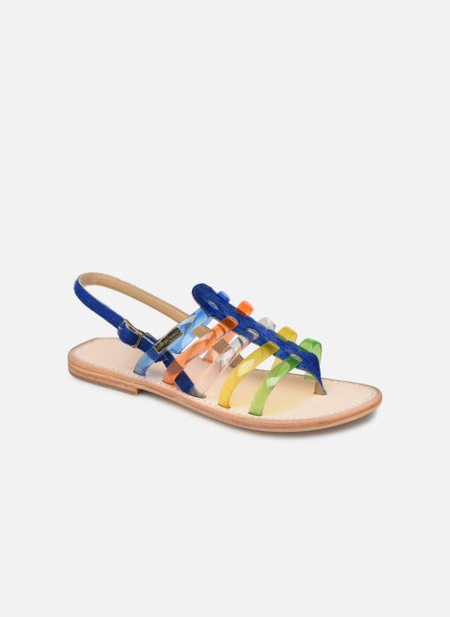 Sandales et nu-pieds Les Tropéziennes par M Belarbi ORENCIEL Multicolore vue détail/paire