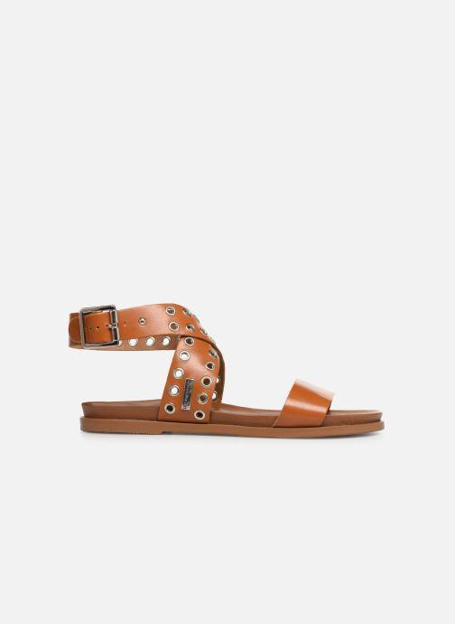 Sandali e scarpe aperte Les Tropéziennes par M Belarbi GAYO Marrone immagine posteriore