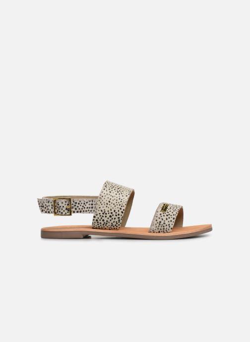Sandales et nu-pieds Les Tropéziennes par M Belarbi PHOEBUS Blanc vue derrière