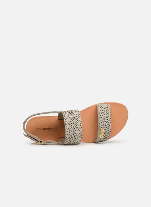 Sandales et nu-pieds Les Tropéziennes par M Belarbi PHOEBUS Blanc vue gauche