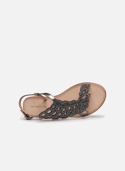 Sandales et nu-pieds Les Tropéziennes par M Belarbi OGGY Argent vue gauche