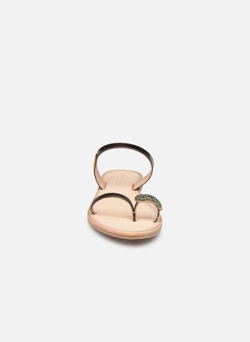 Wedges Les Tropéziennes par M Belarbi OLWEN Goud en brons model