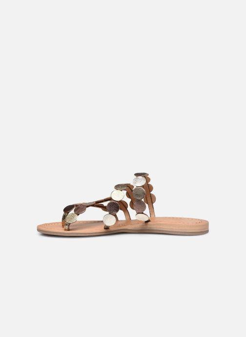 Clogs & Pantoletten Les Tropéziennes par M Belarbi HOROND gold/bronze ansicht von vorne
