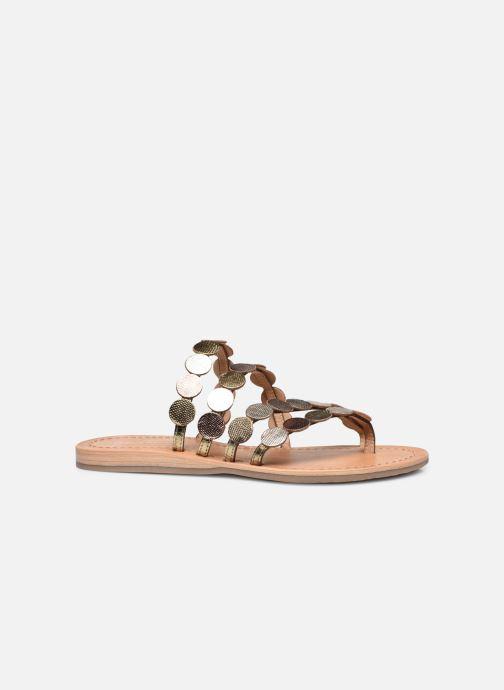 Clogs & Pantoletten Les Tropéziennes par M Belarbi HOROND gold/bronze ansicht von hinten