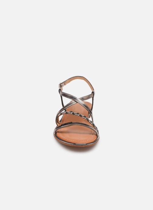 Les Tropéziennes Par M Belarbi Haley (argent) - Sandales Et Nu-pieds Argent (etain) 4CQNyqjQ