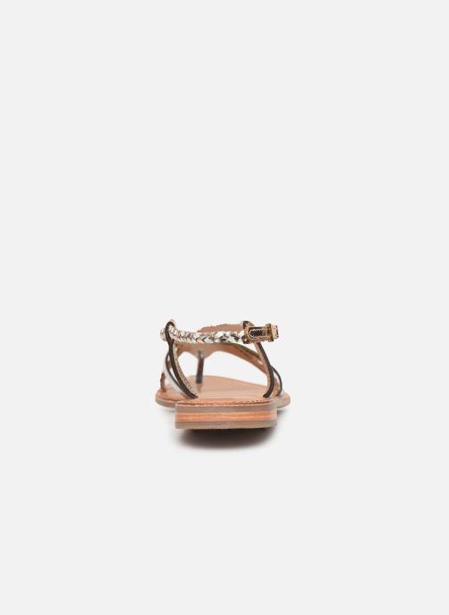 Sandales et nu-pieds Les Tropéziennes par M Belarbi MONATRES Blanc vue droite