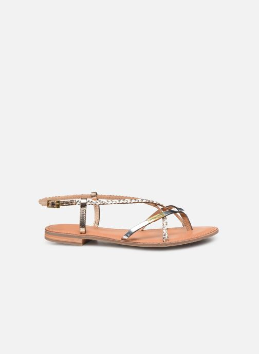 Sandales et nu-pieds Les Tropéziennes par M Belarbi MONATRES Blanc vue derrière