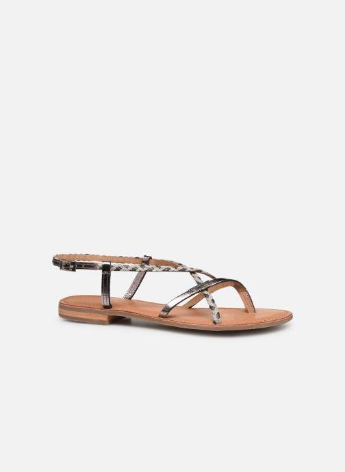 Sandales et nu-pieds Les Tropéziennes par M Belarbi MONATRES Argent vue derrière