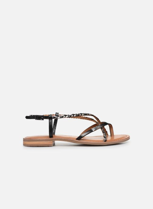 Sandales et nu-pieds Les Tropéziennes par M Belarbi MONATRES Noir vue derrière
