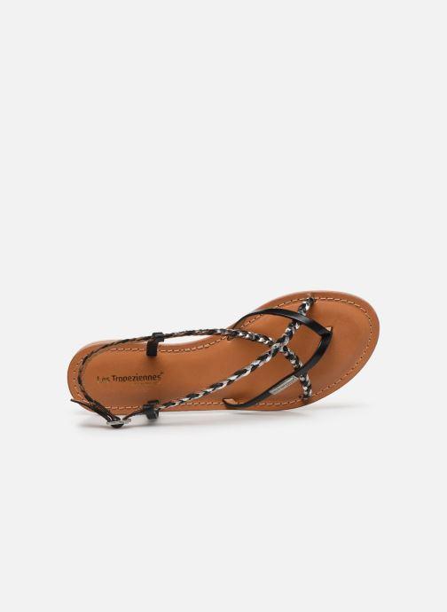 Sandales et nu-pieds Les Tropéziennes par M Belarbi MONATRES Noir vue gauche