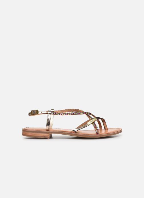 Sandales et nu-pieds Les Tropéziennes par M Belarbi MONATRES Or et bronze vue derrière