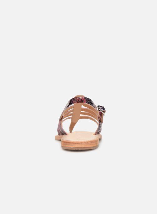 Sandales et nu-pieds Les Tropéziennes par M Belarbi OLOF Bordeaux vue droite