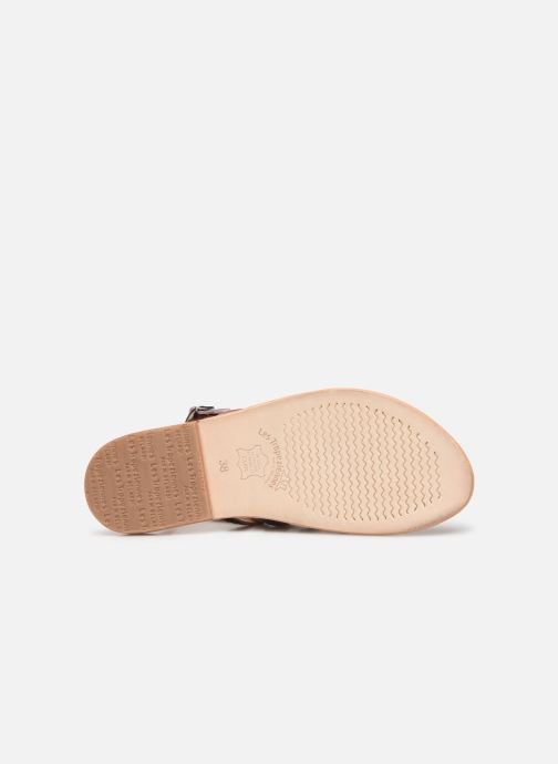 Sandales et nu-pieds Les Tropéziennes par M Belarbi OLOF Bordeaux vue haut