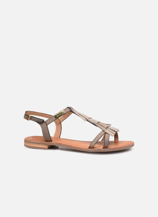 Sandales et nu-pieds Les Tropéziennes par M Belarbi BELIE Gris vue derrière