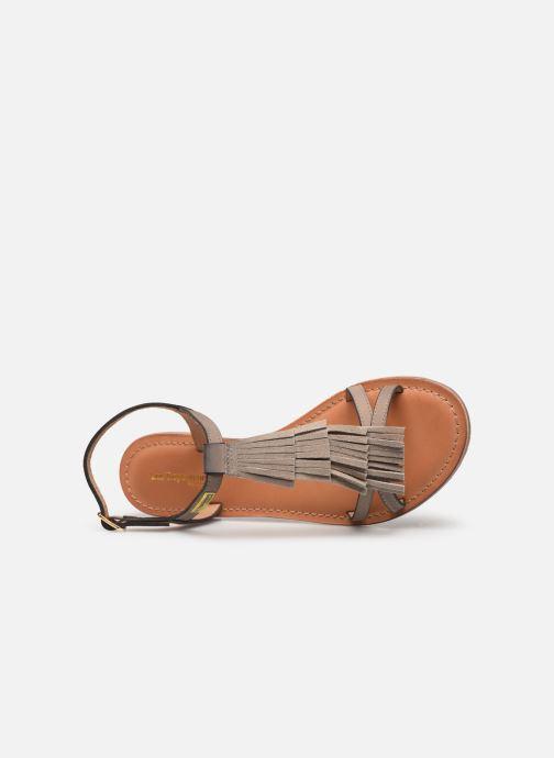 Sandales et nu-pieds Les Tropéziennes par M Belarbi BELIE Gris vue gauche