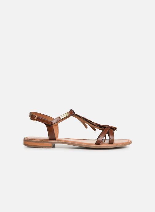 Sandales et nu-pieds Les Tropéziennes par M Belarbi BELIE Marron vue derrière