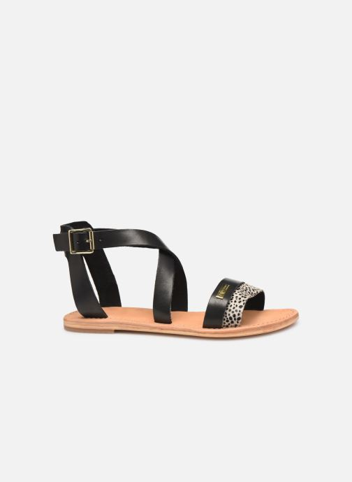 Sandales et nu-pieds Les Tropéziennes par M Belarbi PIPA Noir vue derrière