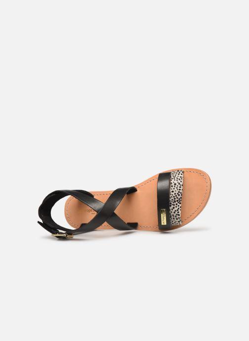 Sandales et nu-pieds Les Tropéziennes par M Belarbi PIPA Noir vue gauche