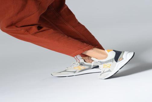 Sneakers New Balance WX-90 Beige se forneden