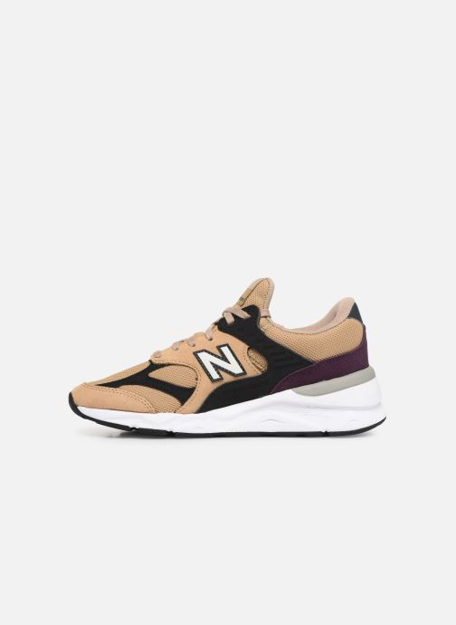 Sneakers New Balance WX-90 Beige se forfra