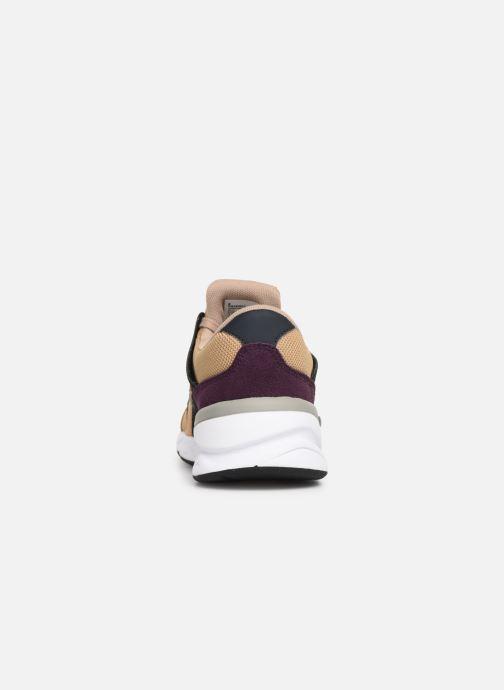 Sneakers New Balance WX-90 Beige Se fra højre