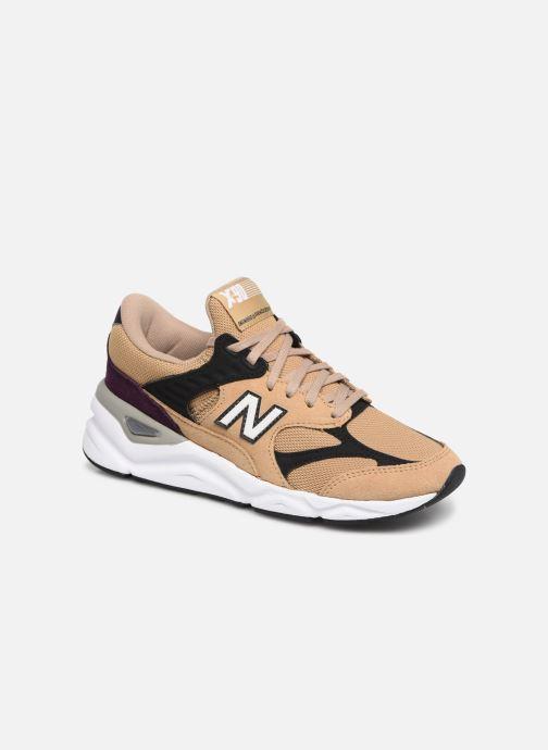 Sneakers New Balance WX-90 Beige detaljeret billede af skoene