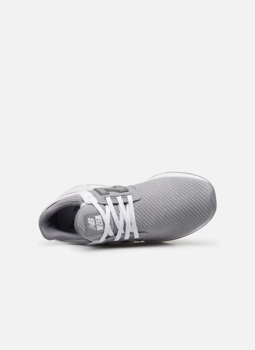 Sneakers New Balance WX-90 Grijs links