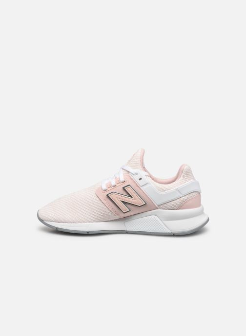 Trainers New Balance WX-90 Pink front view