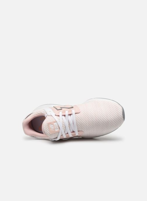 Trainers New Balance WX-90 Pink view from the left
