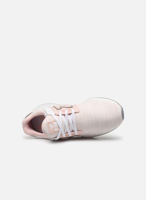 Sneaker New Balance WX-90 rosa ansicht von links