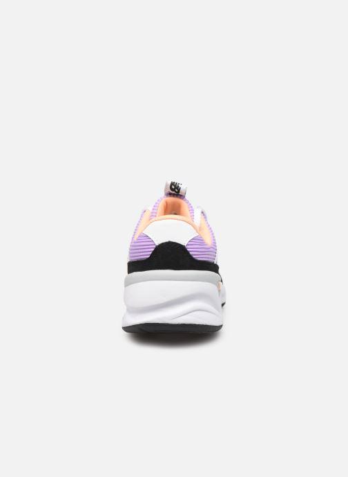 Sneakers New Balance WX-90 Paars rechts