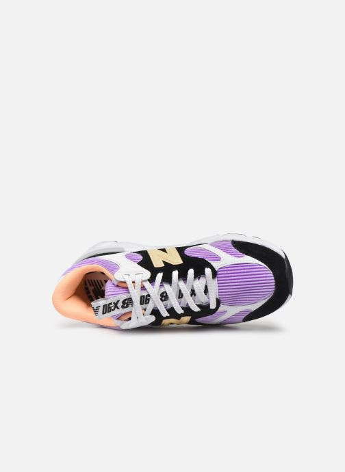 Sneakers New Balance WX-90 Paars links
