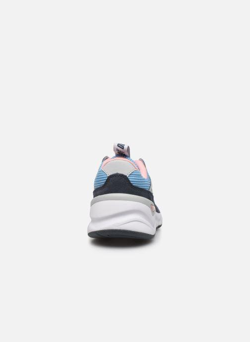 Sneakers New Balance WX-90 Blauw rechts