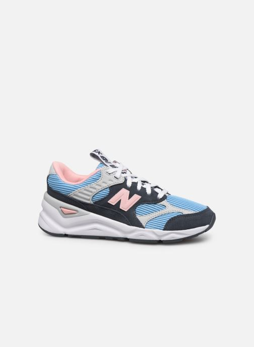 Sneakers New Balance WX-90 Blauw achterkant