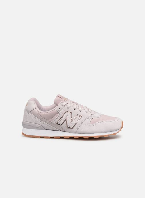 Sneakers New Balance W996 Roze achterkant