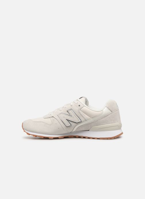 Sneakers New Balance W996 Wit voorkant