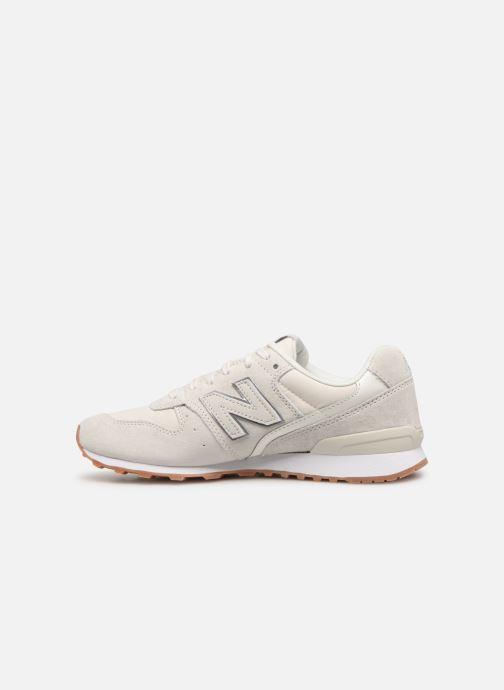 Sneakers New Balance W996 Vit bild från framsidan