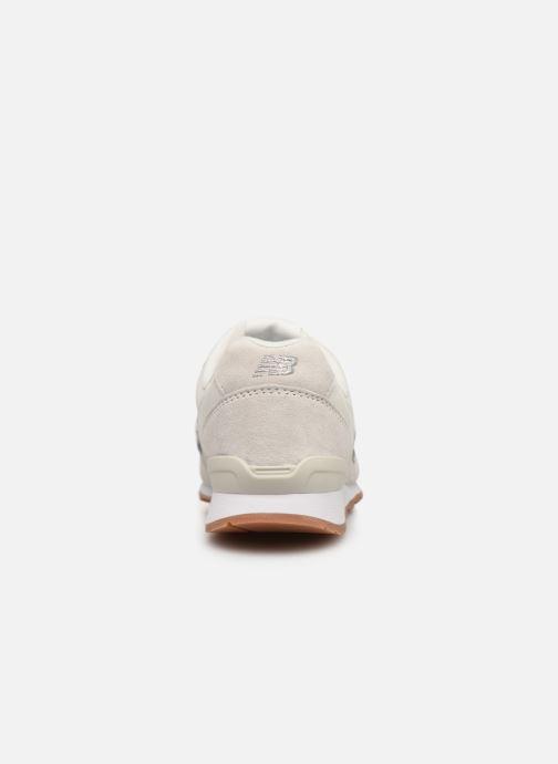 Sneakers New Balance W996 Vit Bild från höger sidan