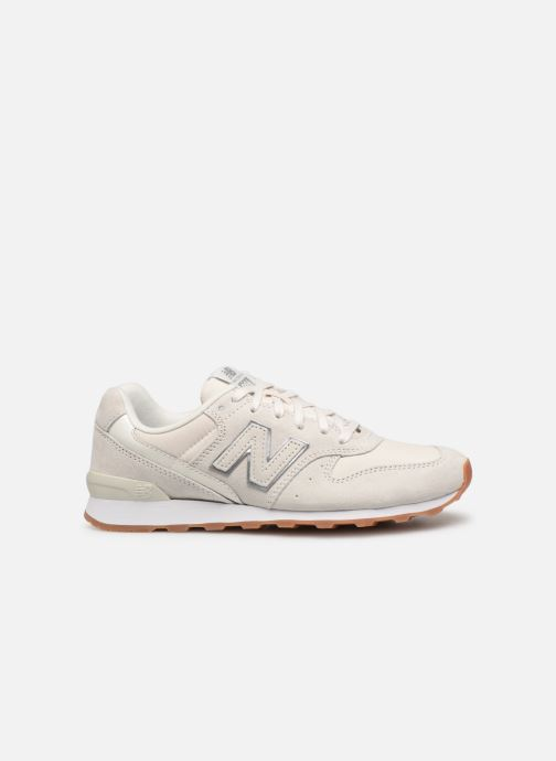Sneakers New Balance W996 Wit achterkant