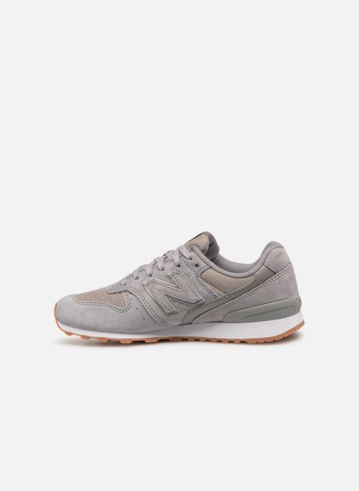 Sneakers New Balance W996 Grijs voorkant