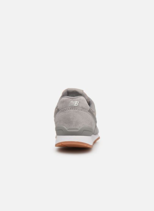 Trainers New Balance W996 Grey view from the right
