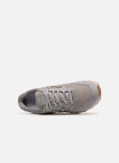 Sneakers New Balance W996 Grijs links