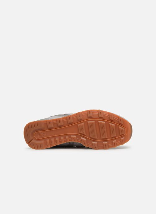 Sneakers New Balance W996 Grijs boven