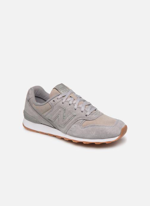 Sneakers New Balance W996 Grijs detail