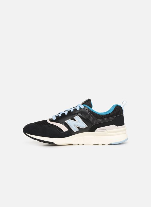 Sneakers New Balance W997 Nero immagine frontale